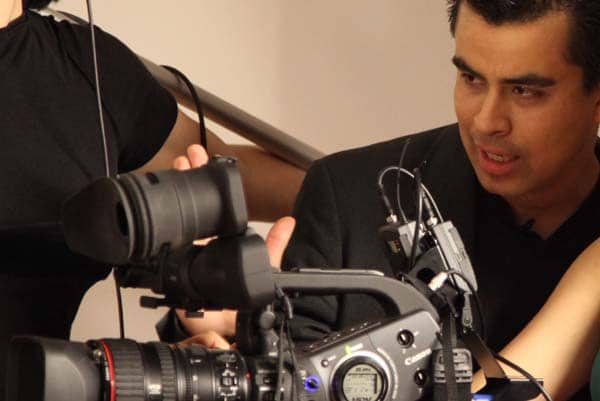 Alberto Bonilla Teaches TV and Film Acting Classes