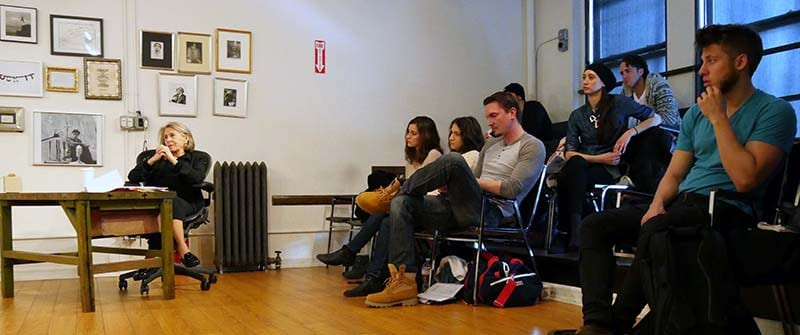 Master Class for Working Actors with Maggie Flanigan