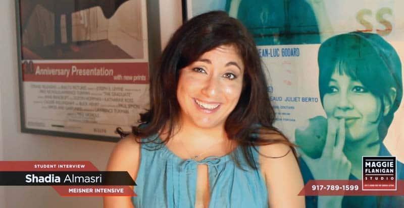 NYC Meisner Summer Intensive Begins - Maggie Flanigan (917) 789-1599