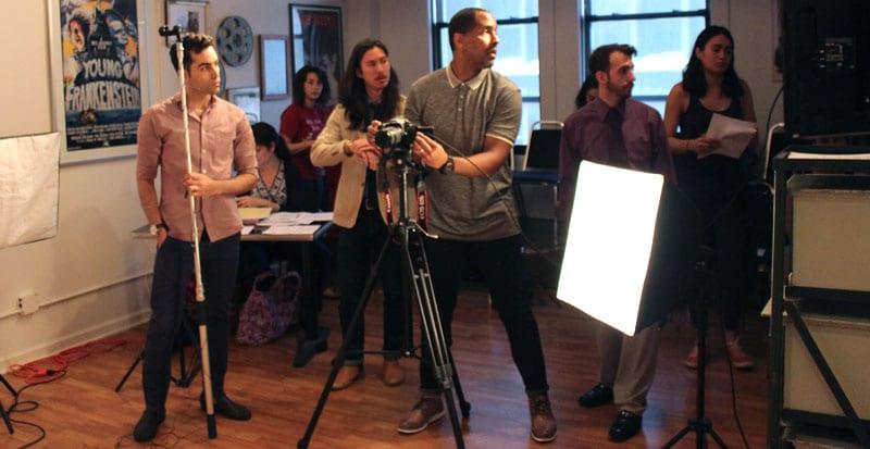 On Camera Acting Classes NYC - Maggie Flanigan Studio