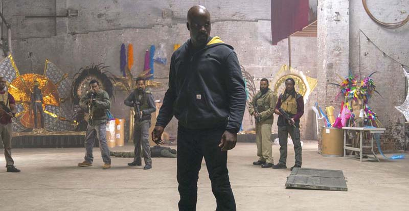 Mike Colter Season 2 Luke Cage 04