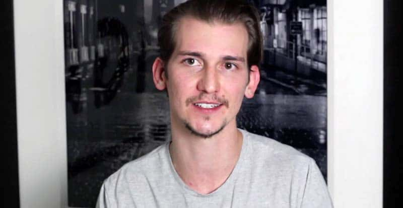 The Best Acting Programs New York - Jared Garzia First Year Student Interview