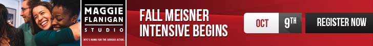 fall meisner intensive begins - fall meisner intensive program - (917) 789-1599