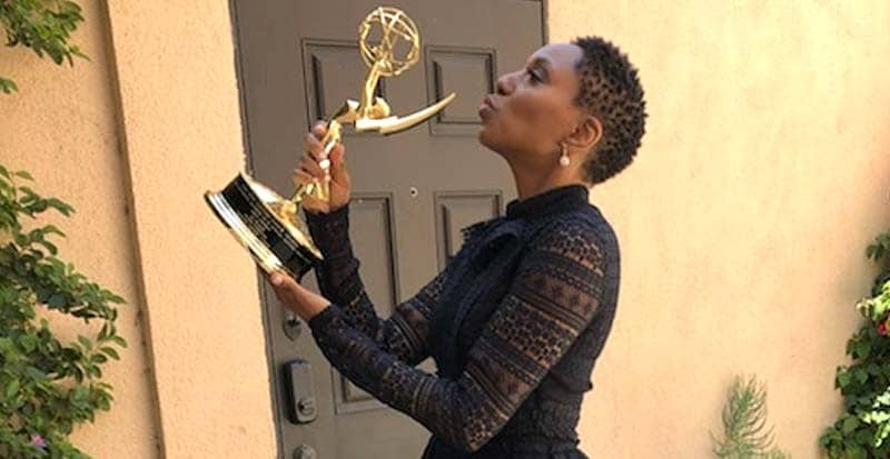 Erin Cherry - 2019 Daytime Emmy Award - Studio Faculty