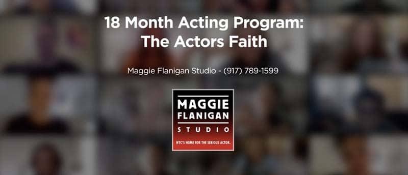 Actor's Faith