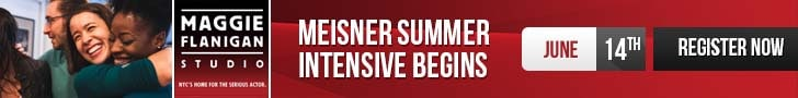 New York Summer Acting Program - The Meisner Summer Intensive Begins