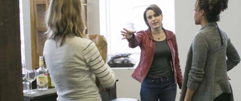 "Louisa Proske Directs ""This"" Play by Melissa James Gibson"